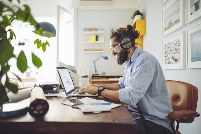 Staying productive while working from home: 6 tips for making your home your office